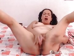 colombiana 46 years old webcam