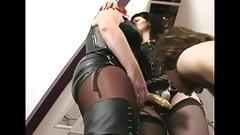 Sissy Sex Slave's Thumb