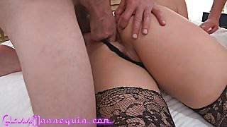 Mature Cock Ass-Fucking Zoey Annorah And Gracelynn Moans