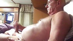 Masturbating while out of town hoping to cum