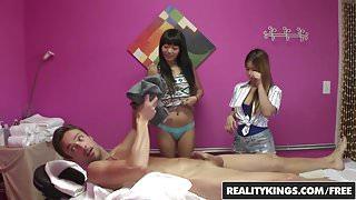 RealityKings - Happy Tugs - Asia Zo Layla Mynxx Richie Calho