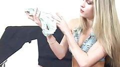 Pairs of stolen panties get me so wet