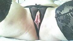 Soaking panty
