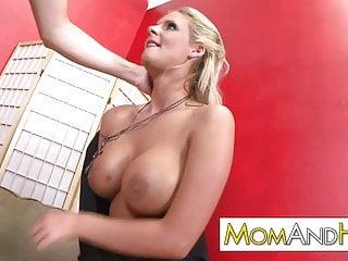 Phoenix Marie sperm on puffy pussy