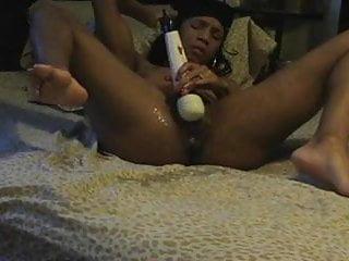 Ebony Squirting Hard