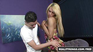 RealityKings - Tranny Surprise - Pablo Paola Lima - Bwb Alen