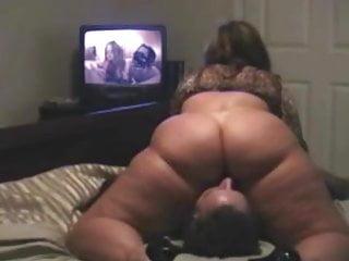Free interracial creampie milf movies - Just watching home movies