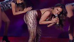 Anitta Gostosa Legging Oncinha no Esquenta