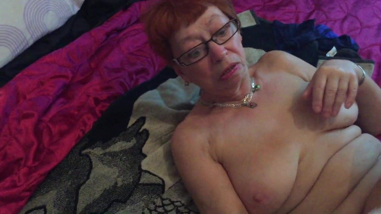 Red head mature women