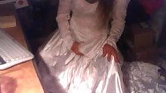 Precious gown