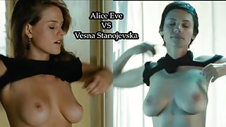 SekushiLover - Celebrity Tits vs Tits: Series 2