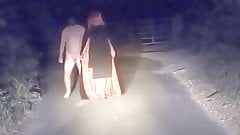 Mistress Walks Her Femdom Slave for Dogging