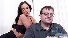 Brazzers - Pok-her Asshole scene