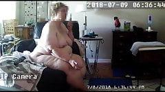 Hidden Camera BBW