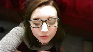 Homemade Facial Cumshot Compilation