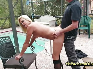 The Strip-O-Gram with Ms Paris Rose