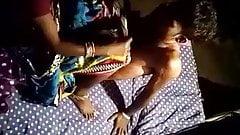 Bhabi & hubby fucking caught in hiddencam