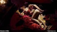 Assumpta Serna & Eva Cobo frontal nude and rough sex scenes