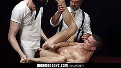 MormonBoyz - Smooth athletic bottom used in secret sex cerem