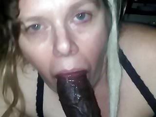Preview 4 of Blowjob. Close up. brenda loves to milk the cum out of bl