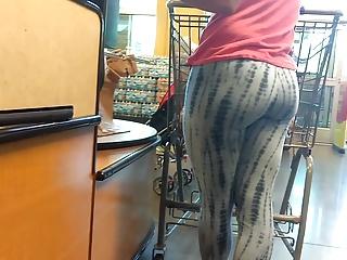 Jiggly Booty Cutie in Tye Dye Pants