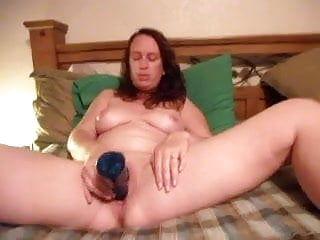 Films His Wife With Vibrator
