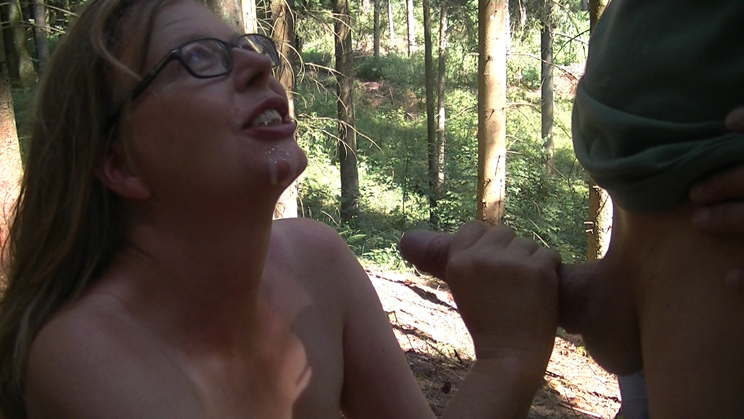 In the meantime within the Woods – Little Sunshine MILF