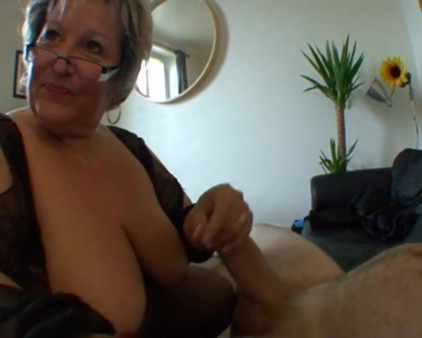 Carole french chubby bbw mature