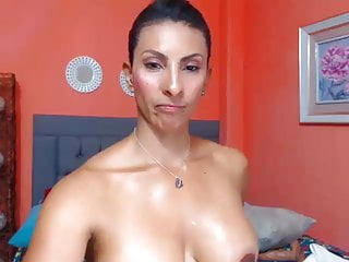 Colombian Milf Going Crazy Fingering