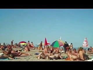 Preview 6 of Nude Beach - Srolling along Nude Beach 2