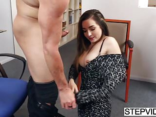 Stepdaughter Bambi Brooks Gets Banged