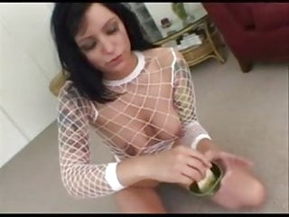 BJ with cum dip for chips