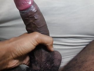 Something also huge black cock solo