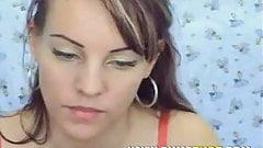 College Hottie on Webcam