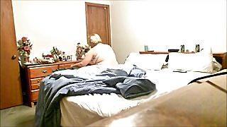 Hidden cam catches wife
