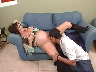 Nancy Vee is fucked by black Cock