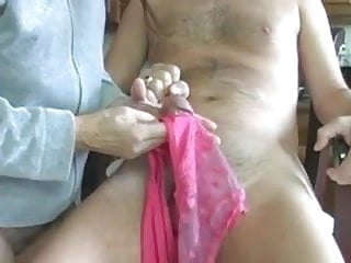 Mom Panty Handjob Cum In Panty
