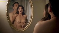 Lizzy Caplan Nude Scene In Masters Of Sex ScandalPlanet.Com
