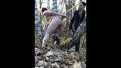 in het bos is beter