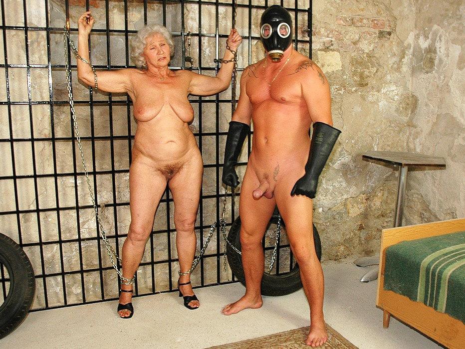 Granny Norma Porn
