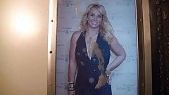 Britney Spears Cum Tribute 36