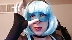 Blue CD Tease