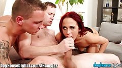 DogHouse BiSex Buttfucked 3 Way