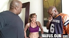 Milfs Like It Black - Running On Da Milf starring  Shayla La