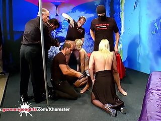 Stepmom And Daughter Fucked Side By Side German Goo Girls