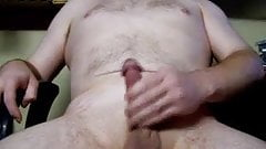 Chair, Getting Hard, and Cumming