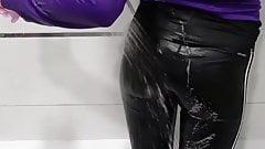 adidas leggings shower