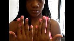 MILF Kenya Pink Toes