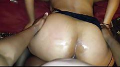 Spanish BBW anal Pounding