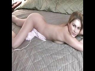 Jen Hilton - Custom Pink Sheer Robe
